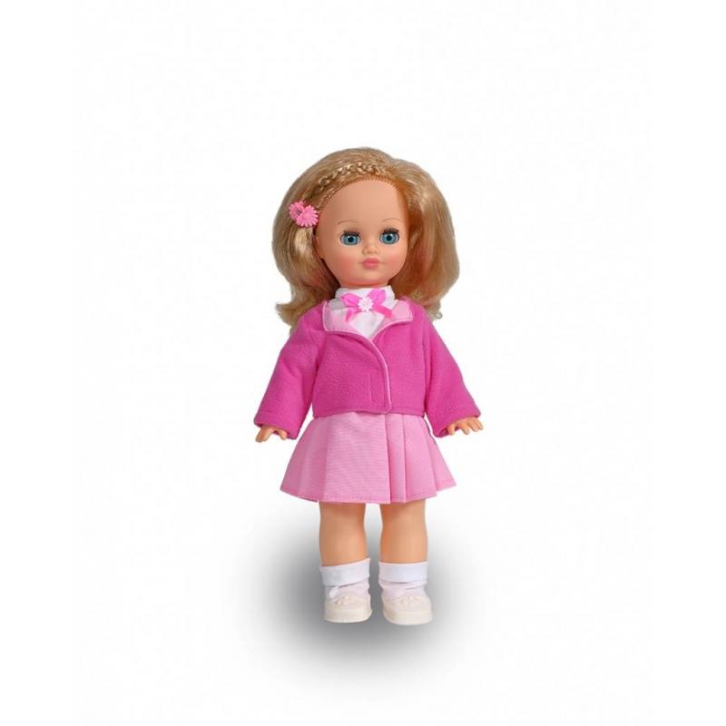 Весна Кукла Лена 4 озвученная весна весна кукла лиза 4 озвученная 42 см