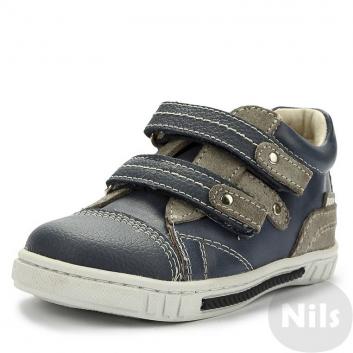 Обувь, Кеды ZEBRA (темносиний)006174, фото