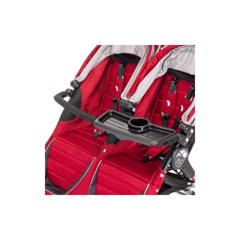 Baby Jogger Столик для двухместной коляски универсальный дождевики valco baby для коляски snap