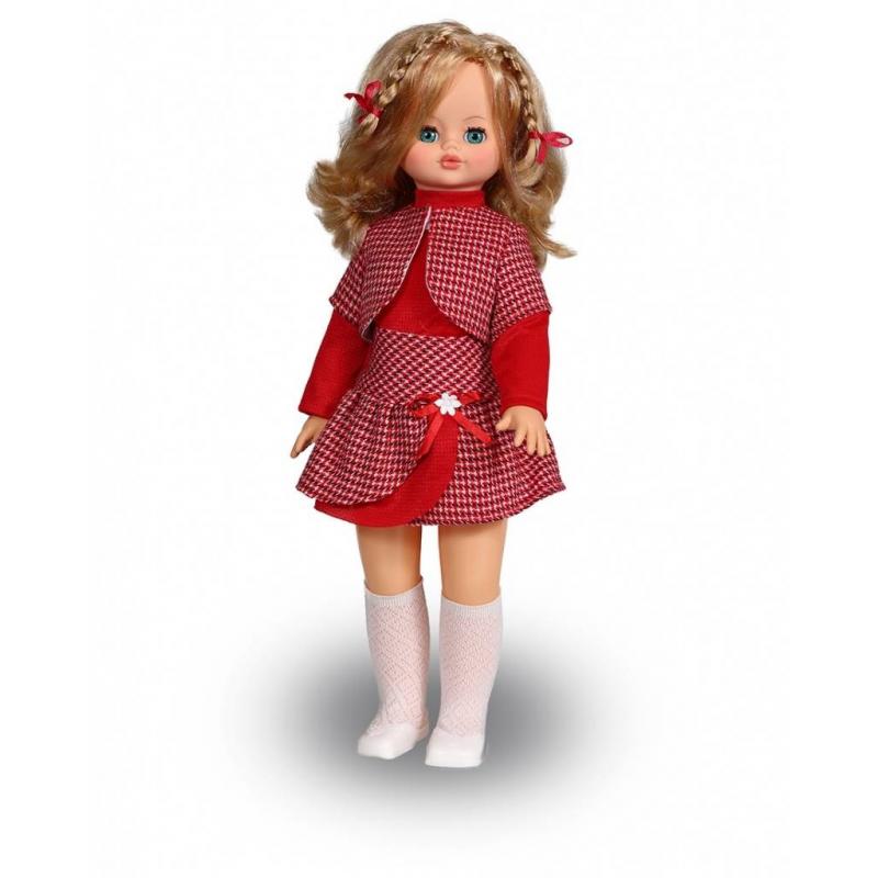 Весна Кукла Эльвира 2 озвученная весна весна кукла интерактивная саша 2 озвученная 42 см