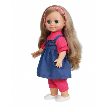Кукла Анна 5 озвученная