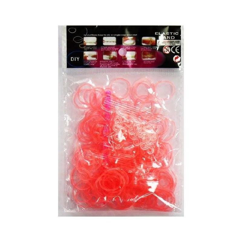 Набор резинок для плетения фенечек Стандарт 200 шт
