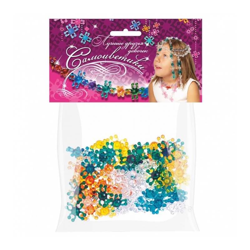 Набор для творчества Самоцветики №3Набор для творчества Самоцветики№3 марки Биплант.<br>С помощью набора юная модница сможет созвать невероятные и неповторимые украшения. С набором ребенок будет тренировать мелкую моторику, развивать фантазию, а также весело и с пользой проводить время.<br>Комплектация: 80 элементов-оранжевый, лимонный, зеленый, изумрудный, прозрачный.<br>Рекомендовано для детей от 3 лет.<br><br>Возраст от: 3 года<br>Пол: Для девочки<br>Артикул: 658792<br>Бренд: Россия<br>Размер: от 3 лет