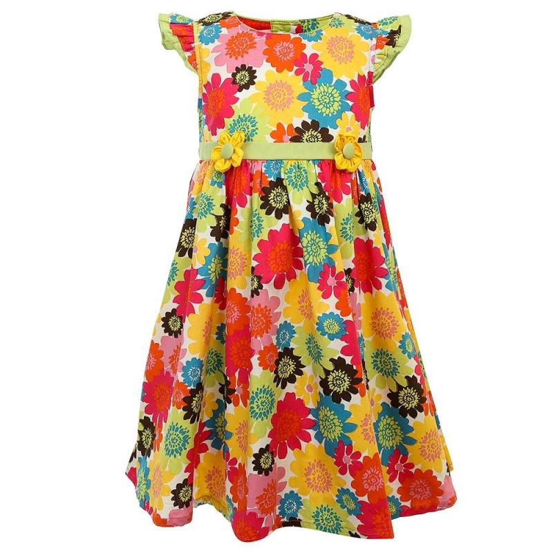 ПлатьеПлатье розовогоцвета марки LP Collection.<br>Летнее платьес коротким рукавчиком выполнено из чистого хлопка. Модель декорирована ярким цветочным принтом и объёмными цветочкамина талии. Модель застёгивается на пуговицы на спинке, пояс завязывается в бант.<br><br>Размер: 5 лет<br>Цвет: Розовый<br>Рост: 110<br>Пол: Для девочки<br>Артикул: 702446<br>Страна производитель: Таиланд<br>Сезон: Весна/Лето<br>Состав: 100% Хлопок<br>Бренд: Таиланд<br>Вид застежки: Пуговицы