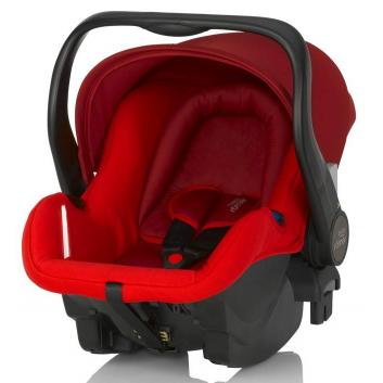 Автокресло Primo Flame Red Trendline