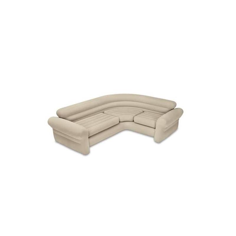 Intex Надувной угловой диван