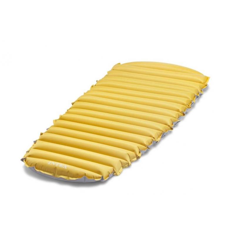 Intex Надувной матрас Кемпинг надувной матрас intex 99x191x46cm 64472