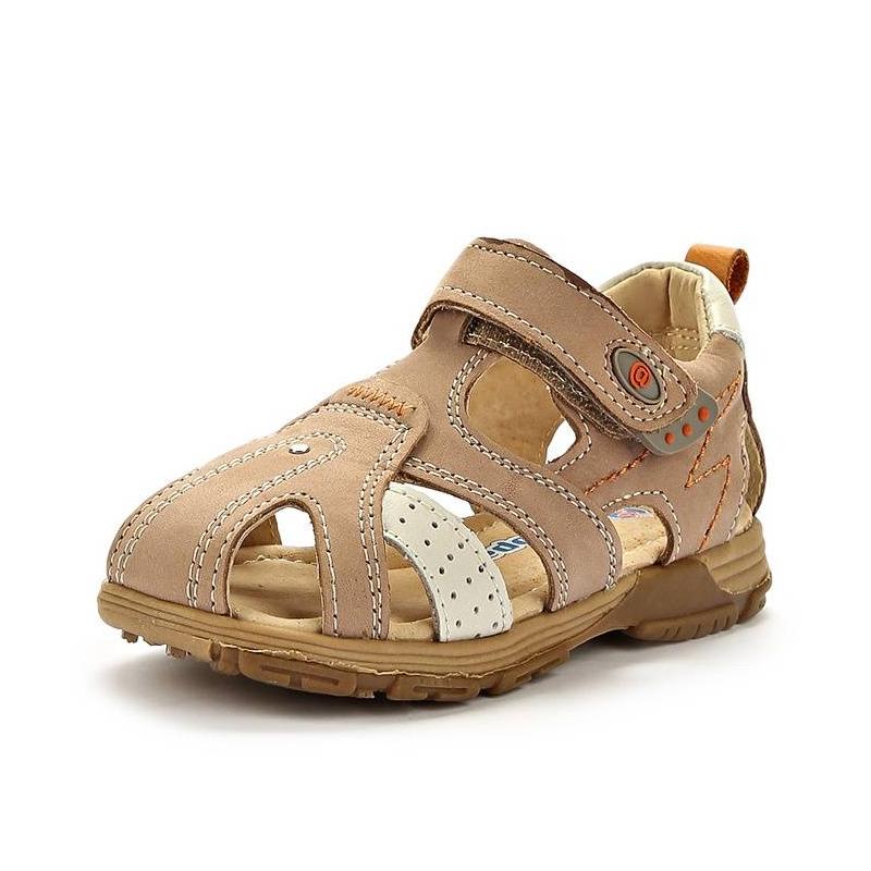 ТуфлиМягкие и удобные туфли бежевого цвета. С гибкой застежкой с язычком справятся даже маленькие ручки, а мягкая стелька обеспечит комфортом маленькие ножки. Туфли подойдут как для прогулки в хорошую погоду, так и на сменную обувь.<br><br>Размер: 26<br>Цвет: Бронзовый<br>Пол: Для мальчика<br>Артикул: 000151<br>Страна производитель: Китай<br>Сезон: Весна/Лето<br>Материал верха: Натуральная кожа<br>Материал подкладки: Натуральная кожа<br>Материал стельки: Натуральная кожа<br>Материал подошвы: ТЭП (термопластик)<br>Коллекция: Весна/Лето 2014