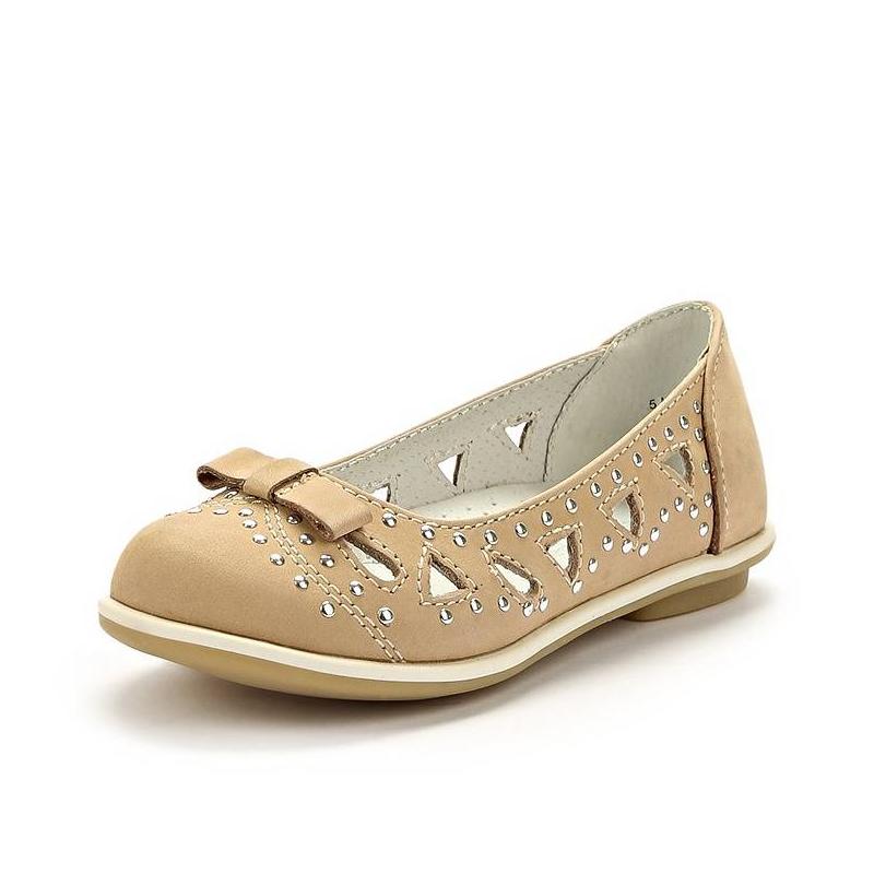 ТуфлиНарядные, декорированные серебряными вставками летние туфли для девочек. Благодаря удобной мягкой колодке ножки не устанут даже если бегать и ходить весь день.<br><br>Размер: 29<br>Цвет: Бронзовый<br>Пол: Для девочки<br>Артикул: 000291<br>Страна производитель: Китай<br>Сезон: Весна/Лето<br>Материал верха: Натуральная кожа<br>Материал подкладки: Натуральная кожа<br>Материал стельки: Натуральная кожа<br>Материал подошвы: ТЭП (термопластик)<br>Коллекция: Весна/Лето 2014
