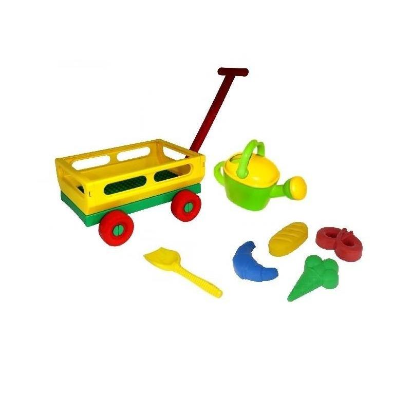 Полесье Набор для песочницы №484 игрушки для зимы полесье набор для песочницы 565