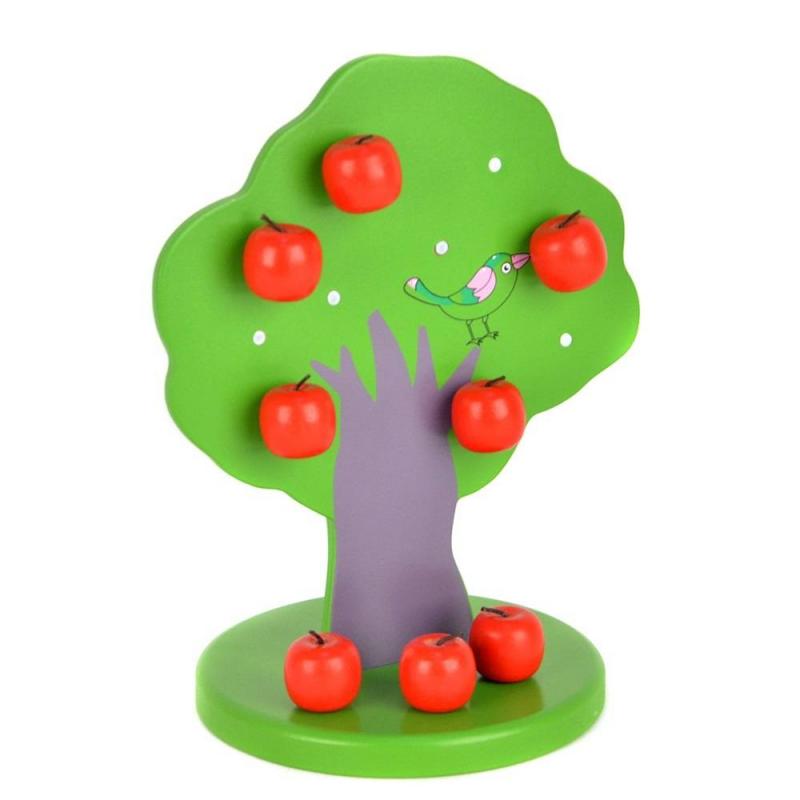Папа Карло Развивающая игрушка Яблоня