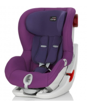 Автокресло KING II Mineral Purple Trendline