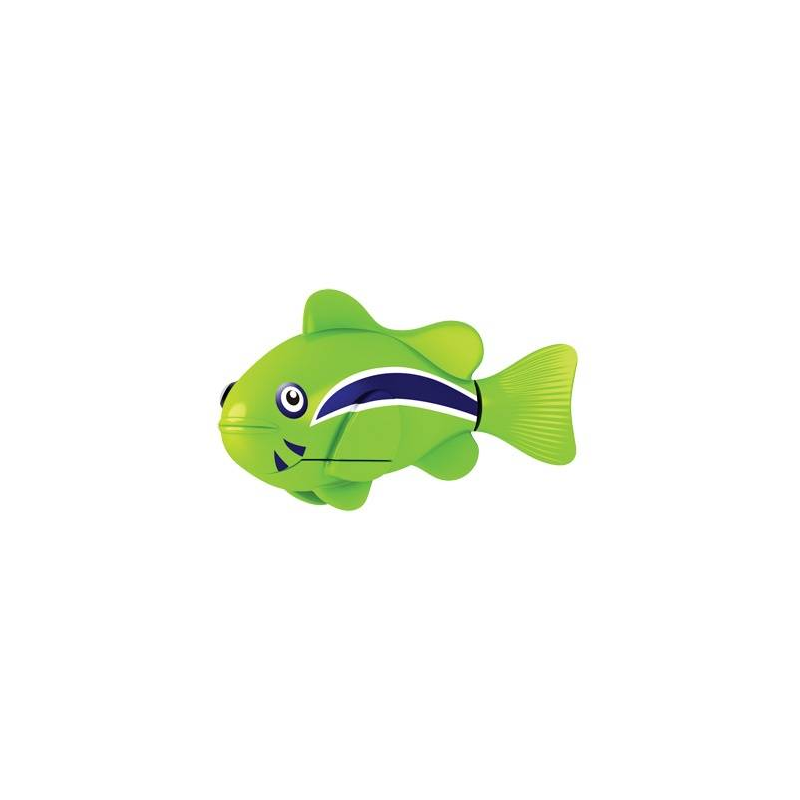 ZURU Роборыбка Клоун интерактивная игрушка zuru клоун с аквариумом 2502 от 3 лет жёлтый 2502