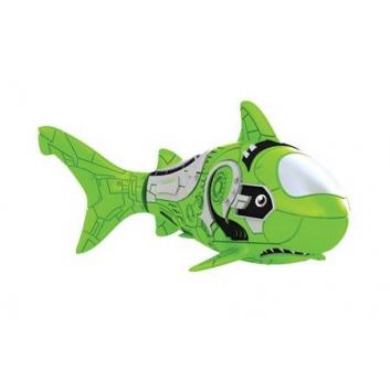 Игрушки, Роборыбка Акула ZURU (зеленый)698012, фото