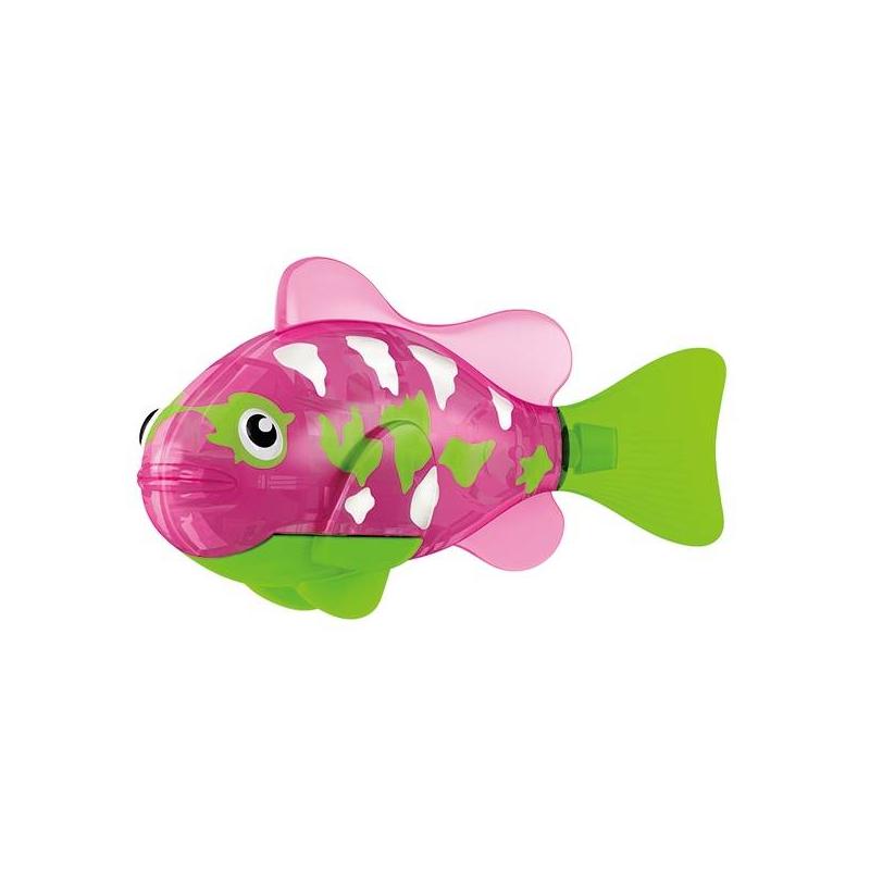 ZURU Тропическая РобоРыбка Собачка игрушки для ванной zuru тропическая роборыбка хромис