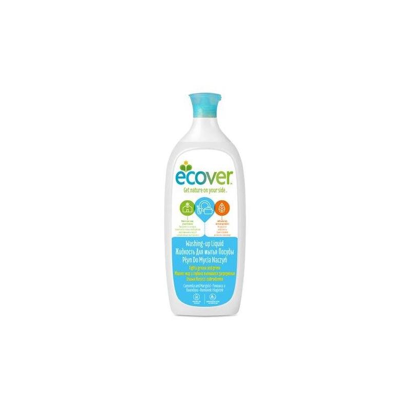 Жидкость для мытья посуды с ромашкой и календулой 500 мл (Ecover)
