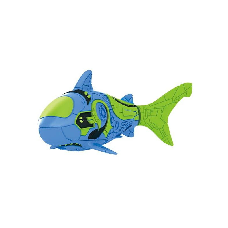 ZURU Тропическая РобоРыбка Акула интерактивная игрушка zuru роборыбка от 6 лет 2572а
