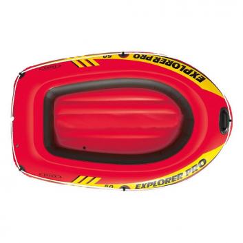 Спорт и отдых, Надувная лодка Explorer Pro 50 Intex (красный)682484, фото