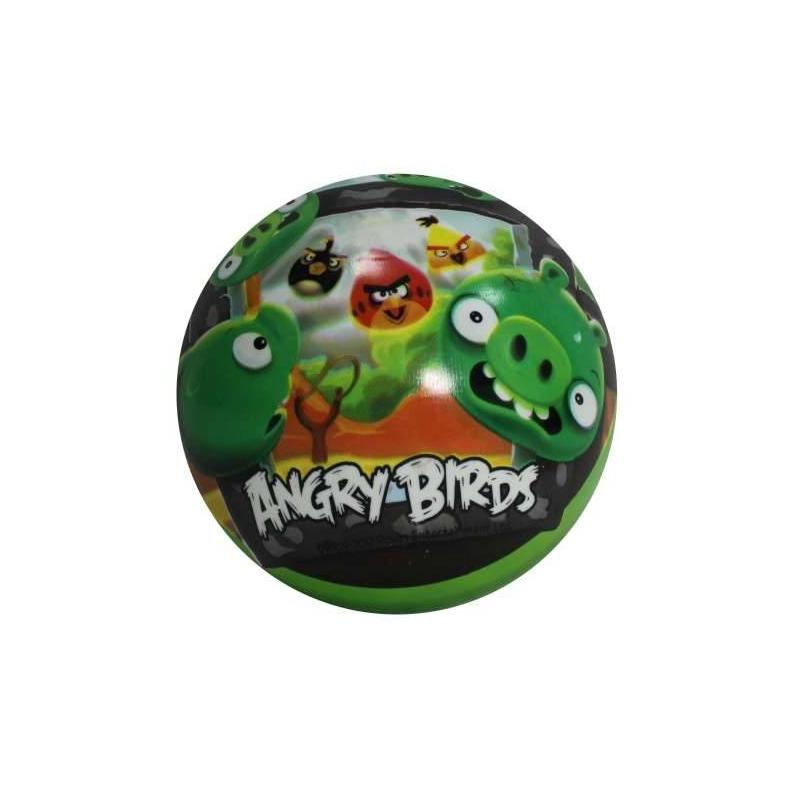 цены 1Toy Мяч Angry Birds 23 см