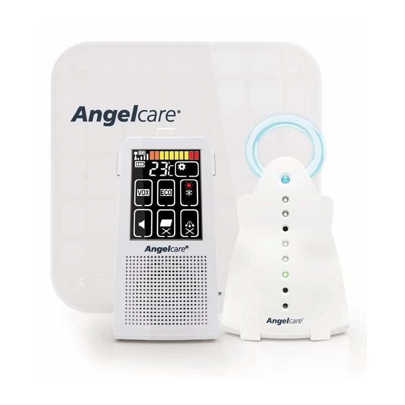 Сенсорная радионяня с монитором дыхания (AngelCare)