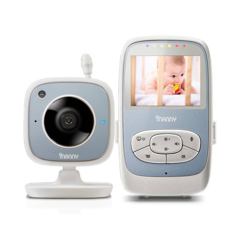 Цифровая видеоняня с LCD дисплеем 2,4 (iNanny)