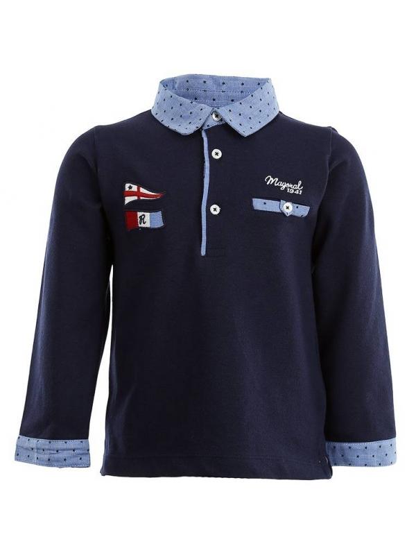 Рубашка-поло MAYORAL (темносиний)