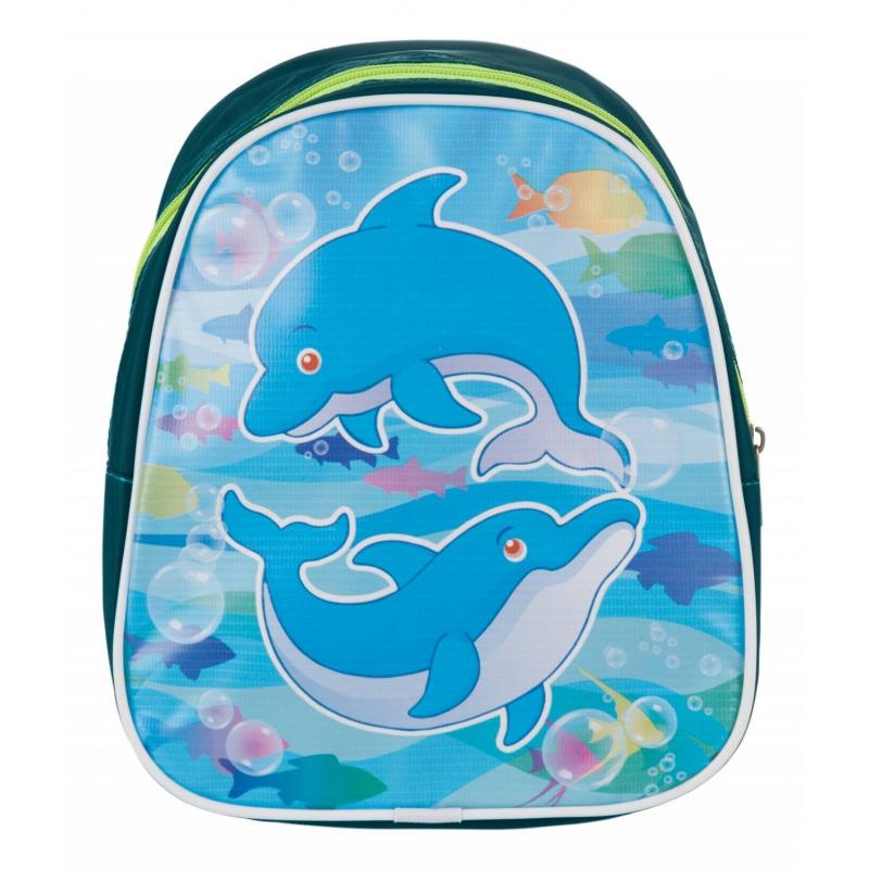 Рюкзак Дельфины