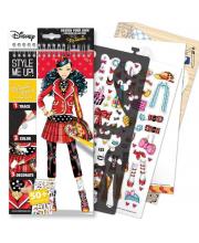 Блокнот с трафаретами Disney Коллекция Минни Маус Style me up!