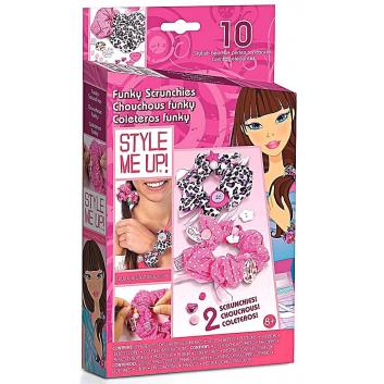 Набор для творчества Забавные резиночки для волос