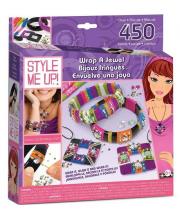 Набор для творчества Изумительные кулоны и браслеты Style me up!
