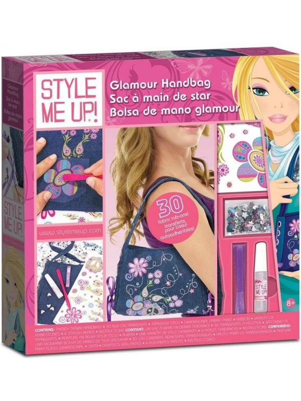 Набор для творчества Джинсовая сумочка Style me up!