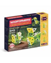 Магнитный конструктор My First Forest 32 set MAGFORMERS