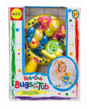 Игрушки для ванны Поймай бабочку