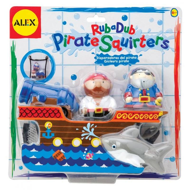 Игрушка для ванны Пираты