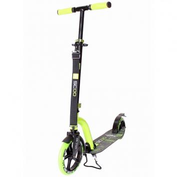 Спорт и отдых, Самокат Slicker New Technology 230 Y-SCOO (зеленый)650867, фото