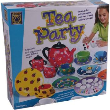 Творчество, Набор для творчества Украшаем чайный сервиз CREATIVE 658892, фото