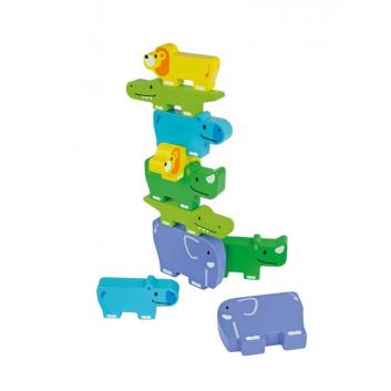 Игрушки, Развивающая игрушка Забавная компания Beleduc 657210, фото