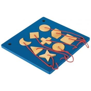 Игрушки, Настенный сортер Формы Beleduc 657215, фото