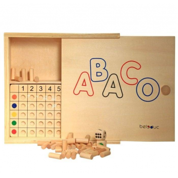 Развивающая игра Абако