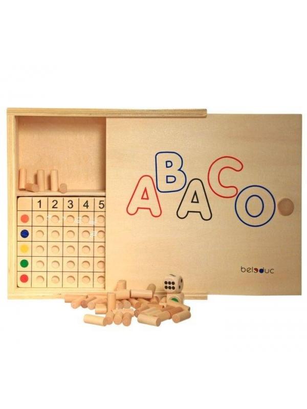 Развивающая игра Абако Beleduc