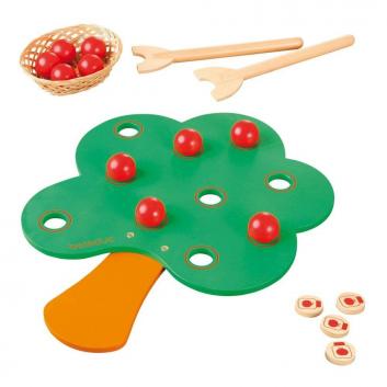 Игрушки, Развивающая игра Собери урожай Beleduc 657222, фото