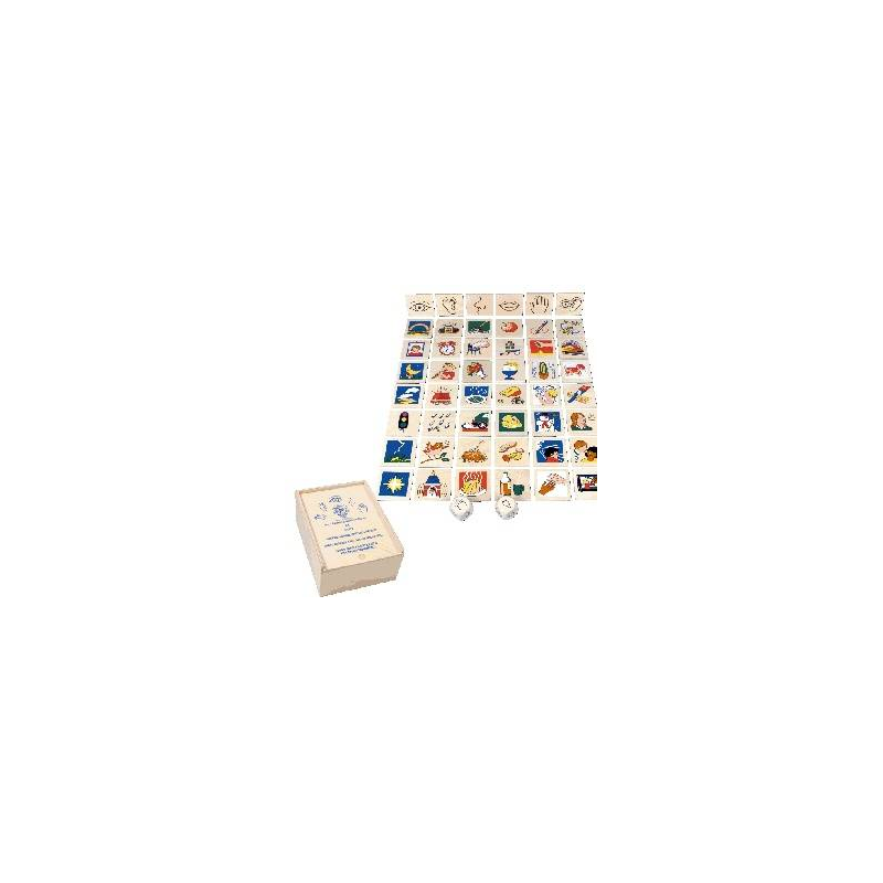 Beleduc Развивающая игра Наши 5 чувств beleduc развивающая игрушка зоопарк