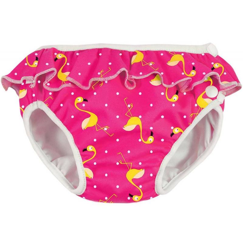 Трусики для купания Pink Flamingo (ImseVimse)