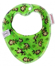Нагрудник Bandana Green Monkey ImseVimse