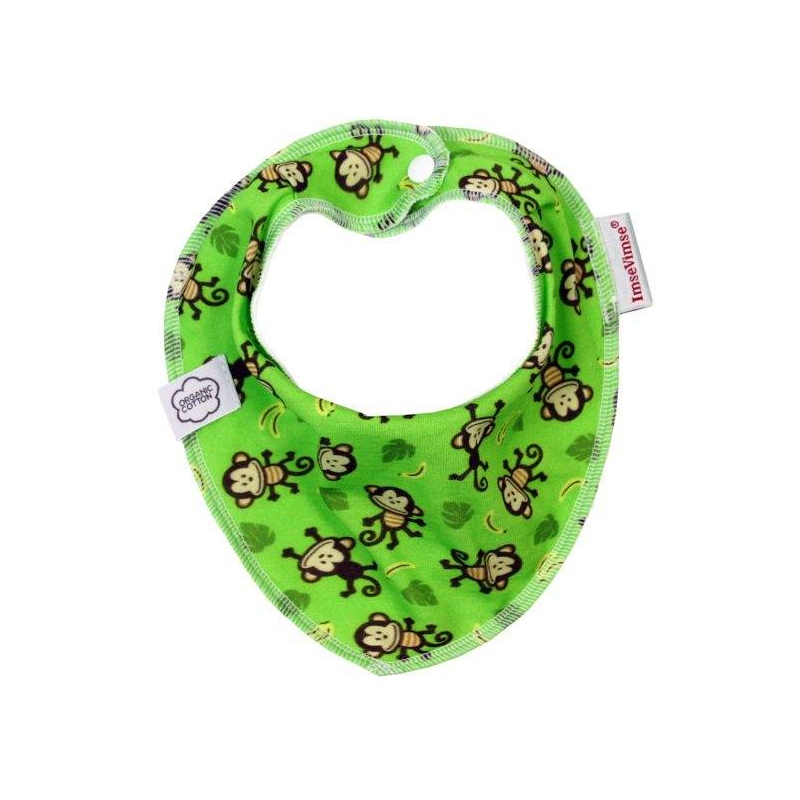Нагрудник Bandana Green Monkey