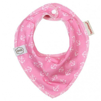 Нагрудник Bandana Pink Anchor