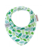 Нагрудник Bandana Green Leaves ImseVimse