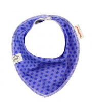 Нагрудник Bandana Purple Stars ImseVimse