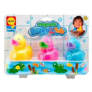 Игрушки для ванны Магнитные уточки