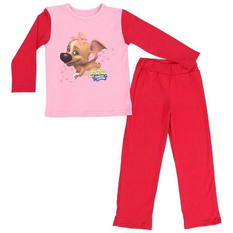 КотМарКот Пижама котмаркот озорная семейка розовая